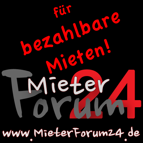 Banner - MieterForum24 - 500 x 500 pixel